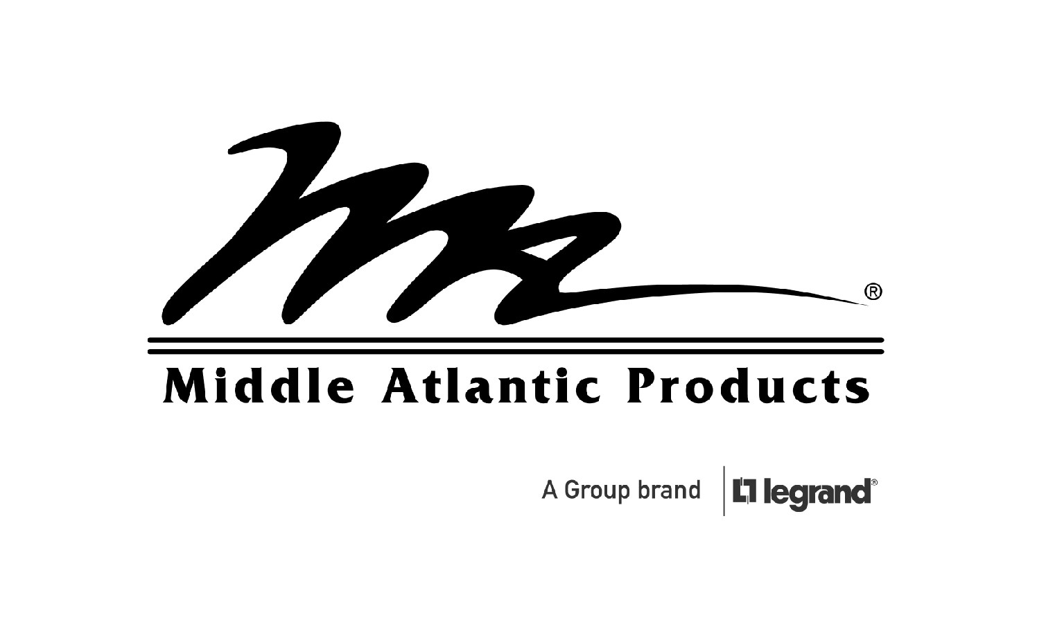 Middle Atlantic Legrand sponsor logo